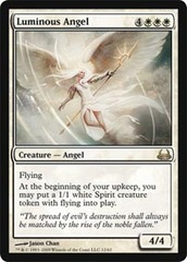 Luminous Angel on Channel Fireball