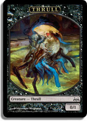 Thrull Token on Channel Fireball