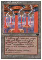 Urza's Power Plant (Columns) on Channel Fireball