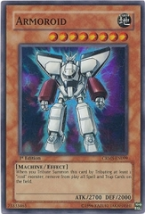 Armoroid - CRMS-EN099 - Super Rare - 1st Edition on Channel Fireball