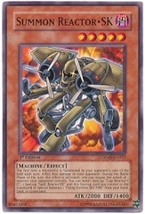 Summon Reactor  SK - CRMS-EN012 - Common - 1st Edition