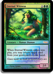 Eternal Witness (FNM Foil) on Channel Fireball