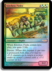 Kitchen Finks (FNM Foil) on Channel Fireball