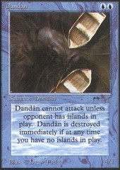 Dandan on Channel Fireball