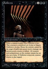 Oubliette (Light) on Channel Fireball