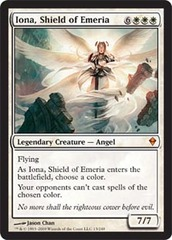 Iona, Shield of Emeria on Ideal808