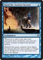 Quest for Ancient Secrets
