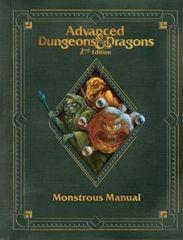 Premium Monstrous Manual D&D 2E
