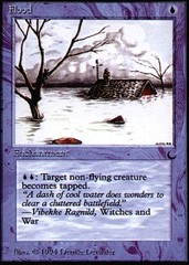 Flood on Channel Fireball