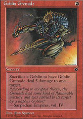 Goblin Grenade (Spencer)