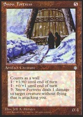 Snow Fortress on Ideal808