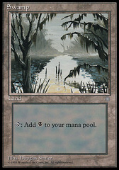 Swamp (Straight Through Creepy Trees) on Channel Fireball