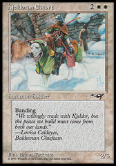 Kjeldoran Escort (Green Blanket)