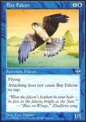 Bay Falcon on Channel Fireball