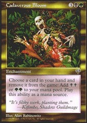 Cadaverous Bloom on Channel Fireball
