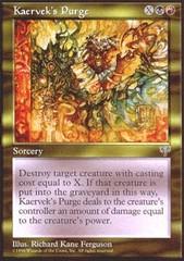 Kaervek's Purge