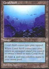 Coral Atoll on Channel Fireball