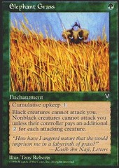 Elephant Grass on Channel Fireball