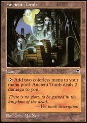 Ancient Tomb on Channel Fireball