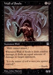 Wall of Souls on Channel Fireball