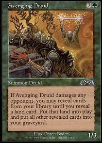 Avenging Druid