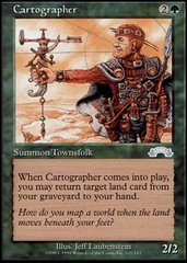 Cartographer on Channel Fireball