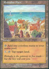 Rishadan Port on Channel Fireball
