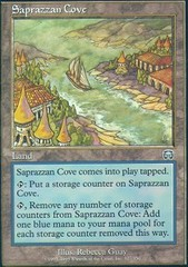 Saprazzan Cove