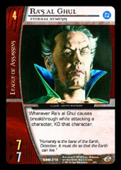 Ra's al Ghul, Eternal Nemesis