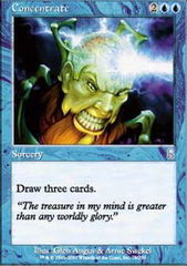 Concentrate on Channel Fireball