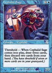 Cephalid Sage