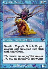 Cephalid Snitch