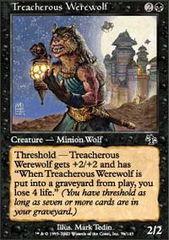 Treacherous Werewolf