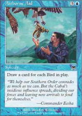 Airborne Aid on Channel Fireball