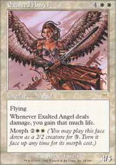 Exalted Angel on Ideal808