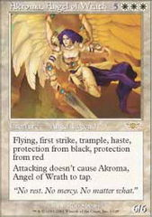 Akroma, Angel of Wrath on Channel Fireball