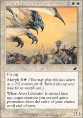 Aven Liberator on Channel Fireball