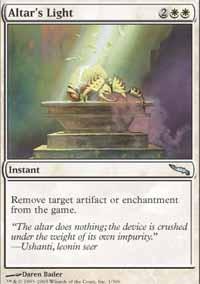 Altar's Light