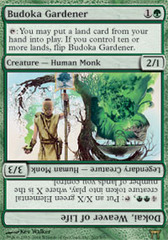 Budoka Gardener on Channel Fireball