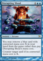 Disrupting Shoal on Channel Fireball