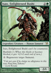 Isao, Enlightened Bushi
