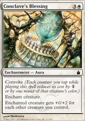 Conclave's Blessing
