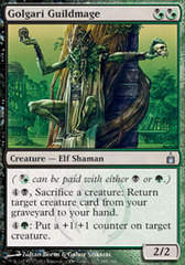Golgari Guildmage on Ideal808