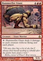 Hammerfist Giant