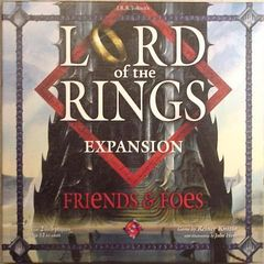 Lord of the Rings - Friends & Foes