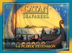 The Seafarers of Catan - 5-6 Player Expansion