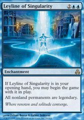 Leyline of Singularity on Ideal808