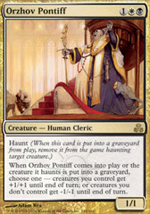Orzhov Pontiff on Channel Fireball