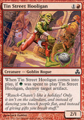 Tin Street Hooligan