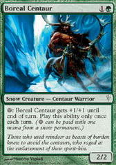 Boreal Centaur on Channel Fireball